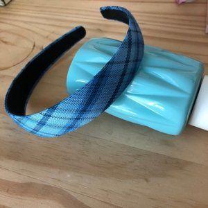 NWOT Anthropologie Blue Headband